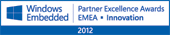 Windows Embedded Parnter Excellence Awards 2012