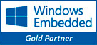 Windows Embedded Gold Partner