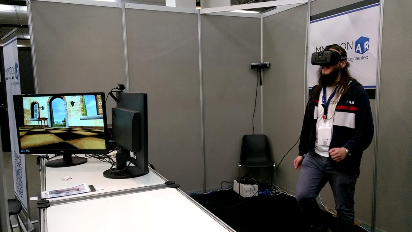 virtual reality full body