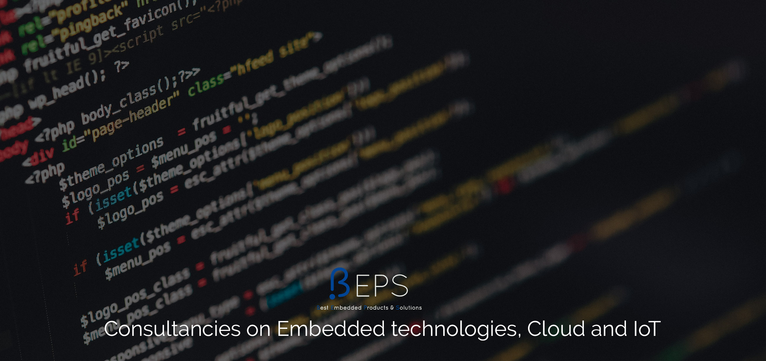 Beps Consultancies on Embedded, Cloud and IoT