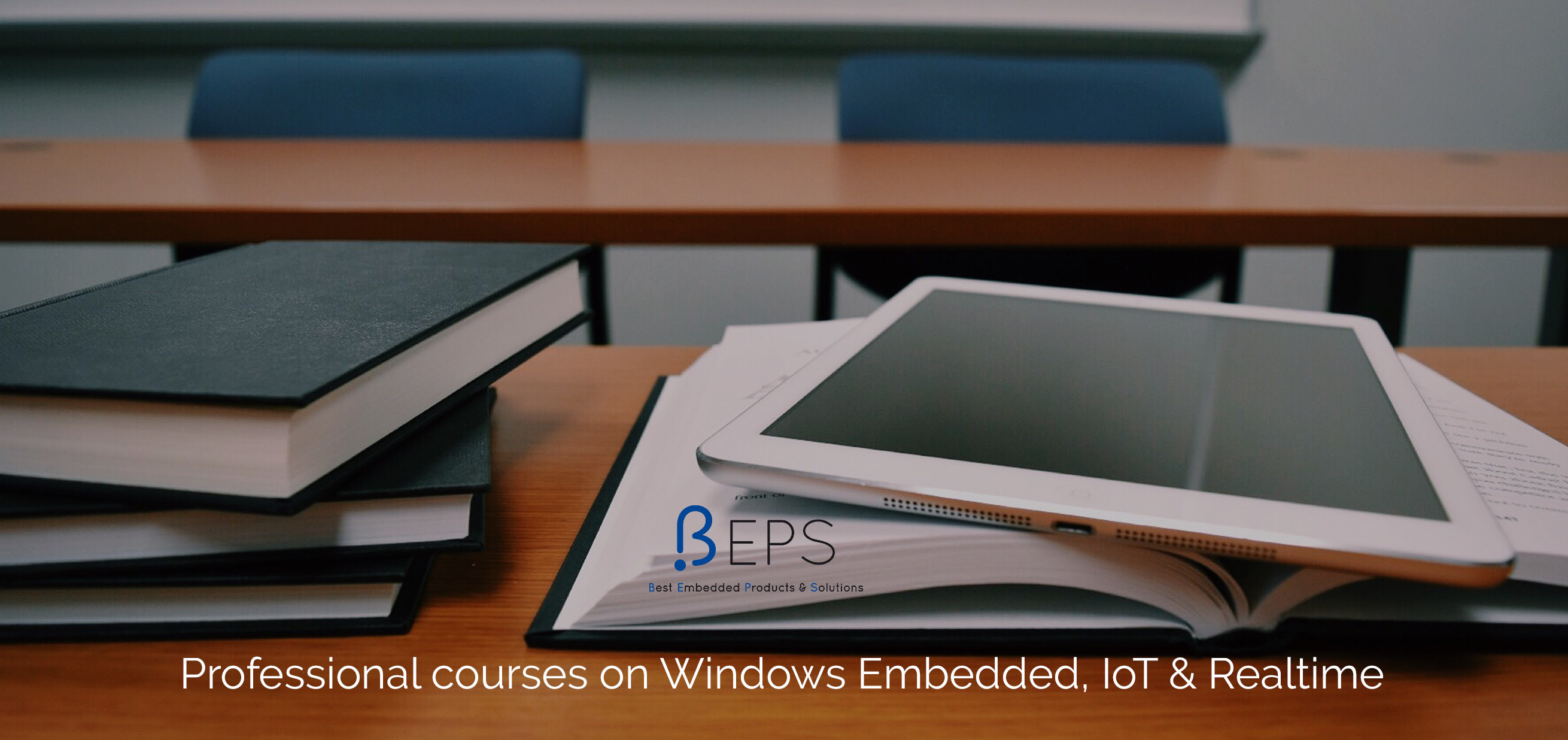 Beps Courses on Embedded and IoT