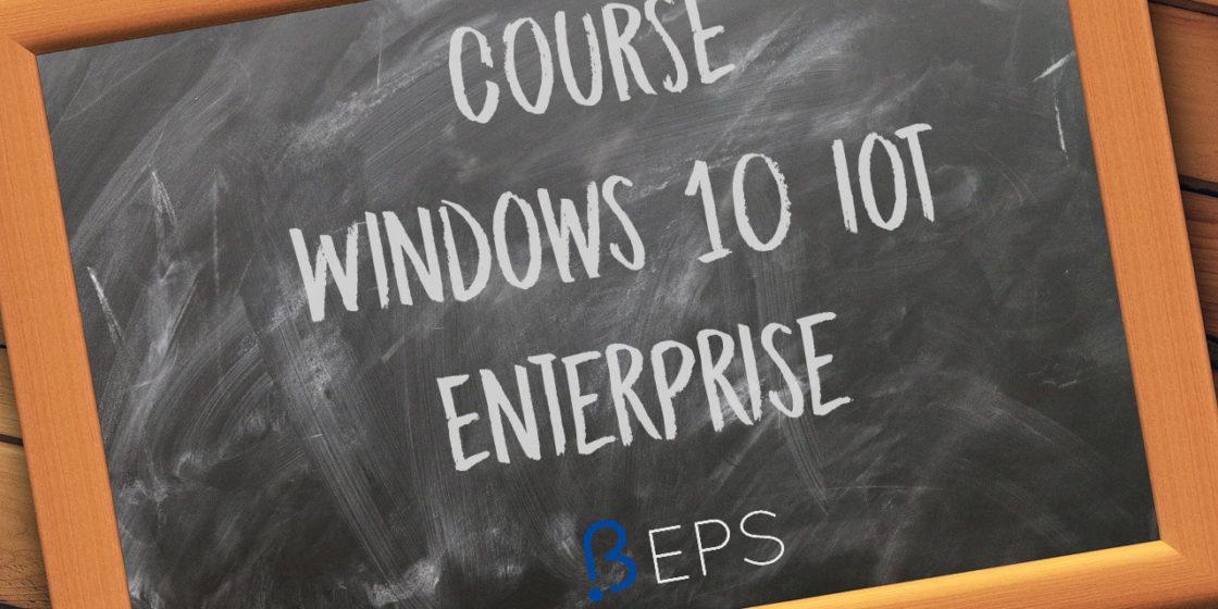 course windows 10 iot enterprise