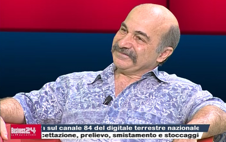 beppe platania beps engineering iot televisione