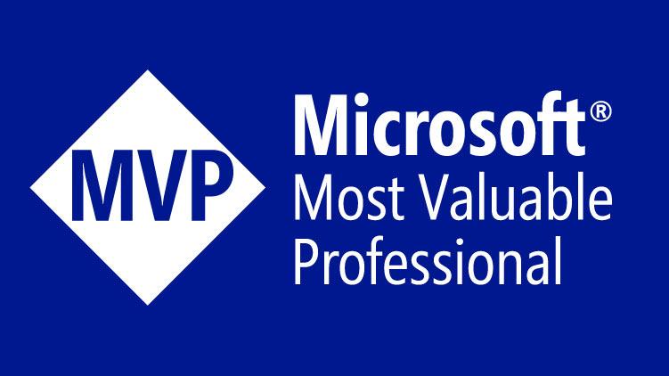 microsoft mvp logo 2019